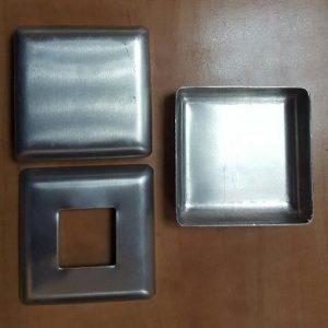 caps and rozetot aluminum